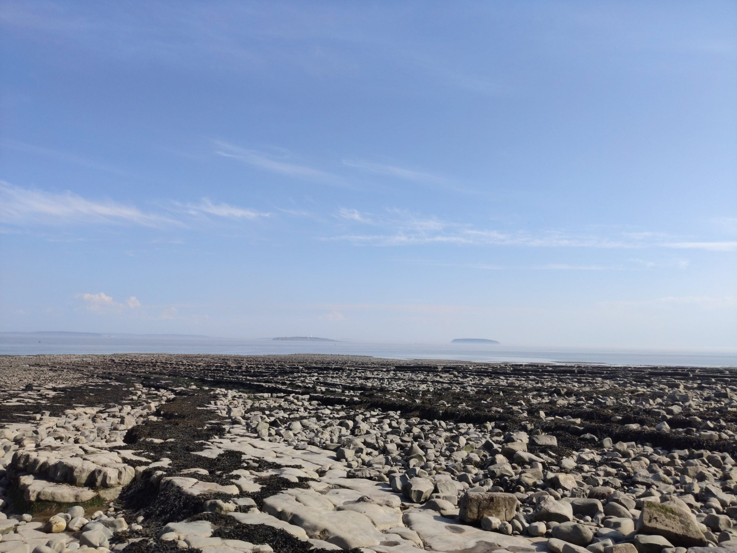 Lavernock Point – The Covid 19 Walks