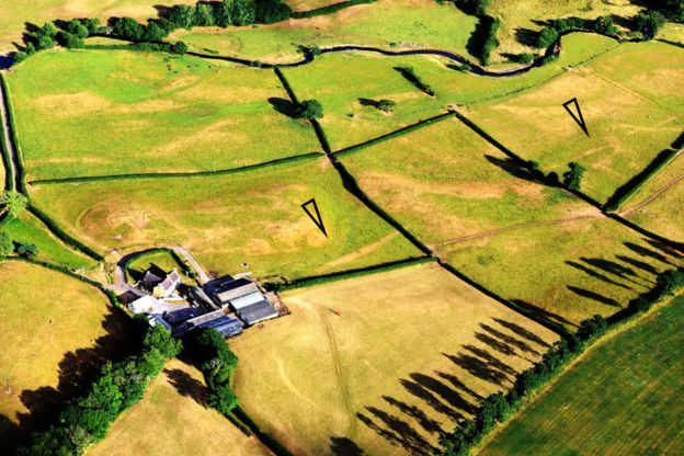 Roman Forts And Roads Revealed